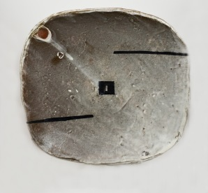 square plate with black lines