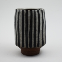 virticle stripped yunomi